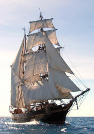 Exclusive Tall Ship and Sail Training Vessel Photography by Jean Jarreau