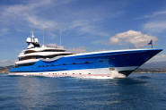 Mega and Super Yacht Photography by Jean Jarreau