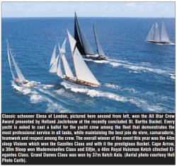 St.Barth's Bucket Regatta 2015