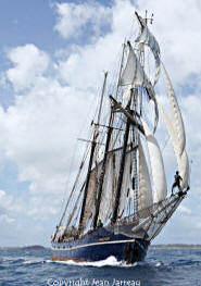 Exclusive Tall Ship Photographs by Jean Jarreau