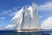 Exclusive pictures Classic Yachts by Jean Jarreau